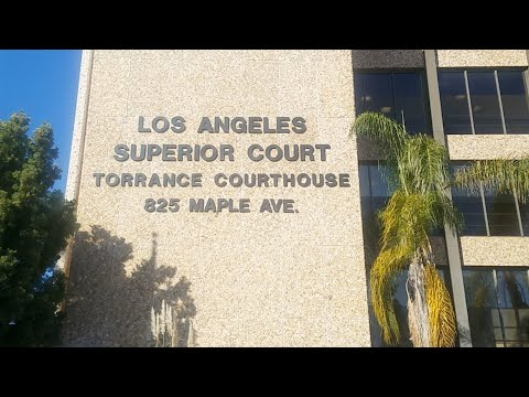 Torrance Courthouse - Supporting Poetic