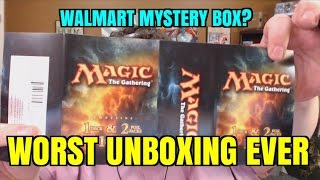 WORST MAGIC UNBOXING EVER :(