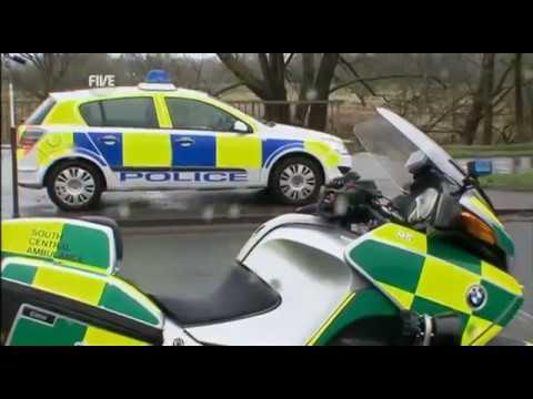 Oxford: Ambulance Biker Paramedic