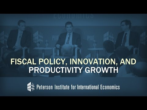 Fiscal Policy, Innovation, and Productivity Growth