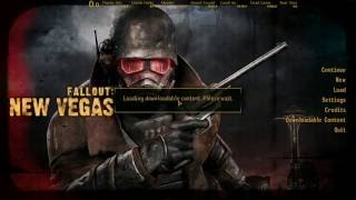 Fallout New Vegas Any Speedrun in 14 55 Without Loads