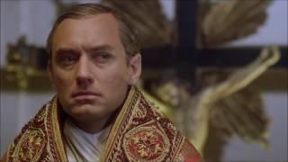 Отрывок из сериала The young pope (Молодой папа)