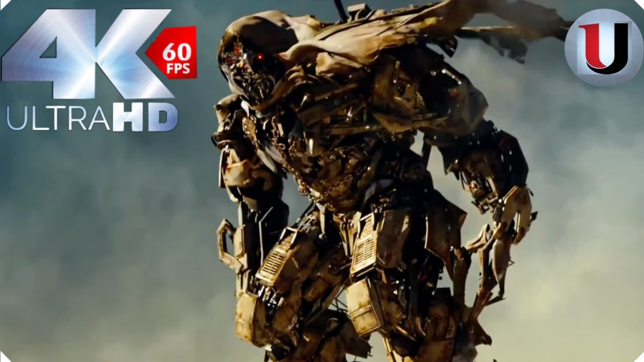 Megatron in Africa All Hail Megatron Scene Transformers 3 ...