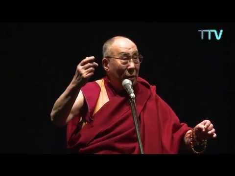 His Holiness the Dalai Lama's talk in Brisbane, Australia