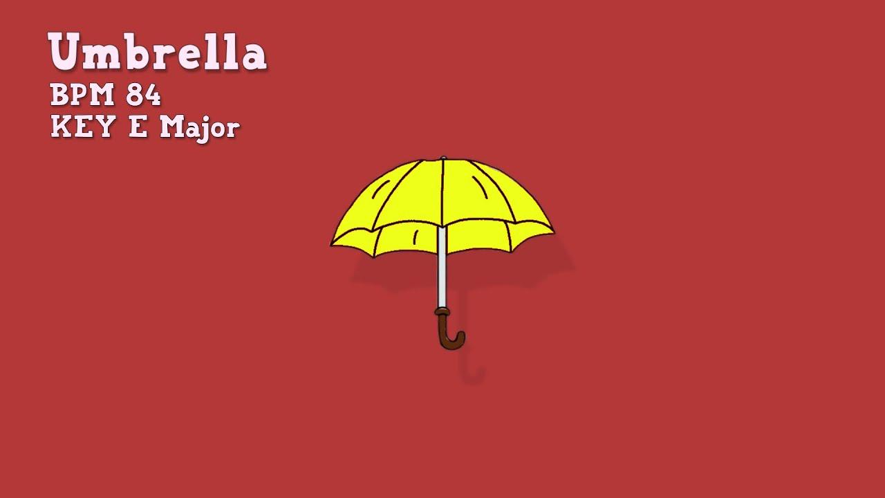 "[FREE/フリートラック] ""Umbrella"" R&B SOUL HIPHOP Type Beat [Prod.Wicstone]"