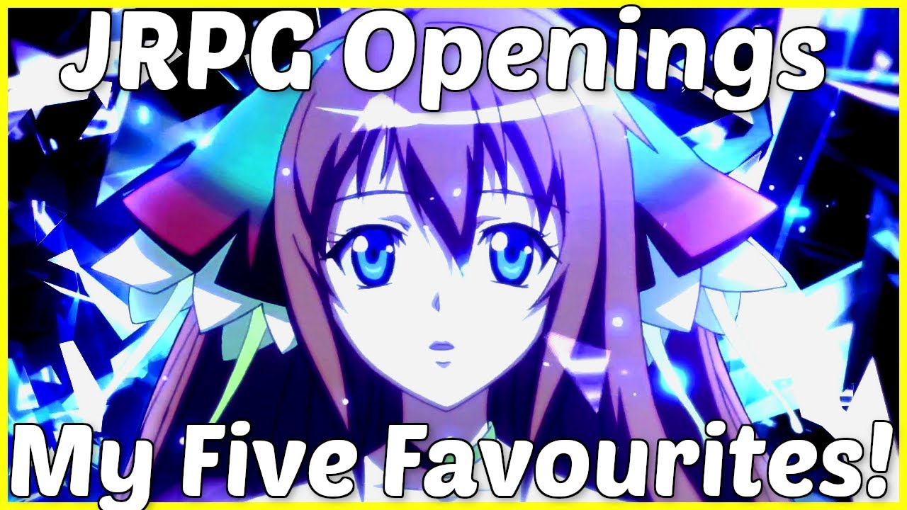 My Five Favourite JRPG Openings