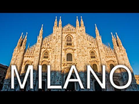 MILAN A walking