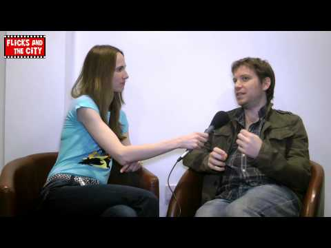 Gareth Edwards Interview, director of Godzilla