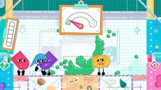 Snipperclips: Cut It Out, Together!: Quick Look