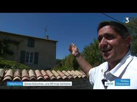 Internet : encore 700 foyers en zones blanches dans les Deux-Sèvres - - France 3 Nouvelle-Aquitaine