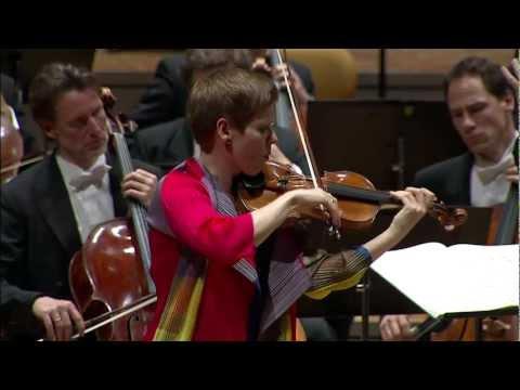Berg: Violin Concerto / Faust · Abbado · Berliner Philharmoniker