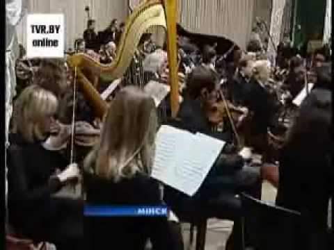 Orquesta Radio y TV de Belarus, TVR.BY - Oswaldo Pajares