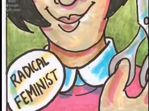 ManWomanMyth - Feminism - Origins of Feminism - part 1