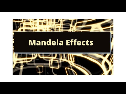 2018 INSIGHT - The year of Mandela Effects