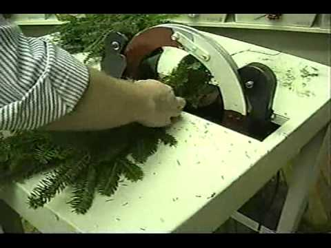 wreath making machine
