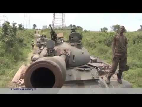 RDC: Guerre des 12 jours - FARDC contre M23 (Octobre 2013)