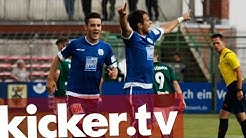 VfB Lübeck - SV Meppen 0:2 (0:2) - KICKER.TV