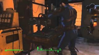 Fallout 4. Качаем отношения Кодсворта. И даже Престона немного качнули
