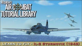 Learn to fly the IL-2 Sturmovik (1942)