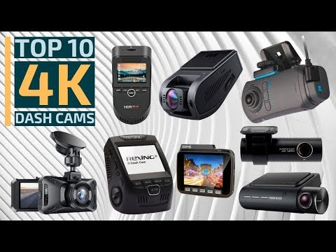 Top 10: Best 4K Dash Cams In 2020 / Protect Your Car / Budget Dash Cameras