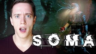 SOMA Walkthrough - Part 2! SOMA PC Gameplay