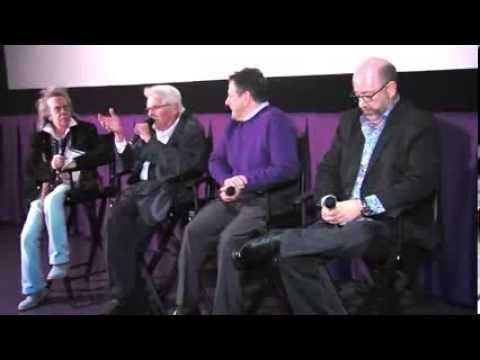 """The Business of Comedy"" panel at the Gold Coast International Film Festival"