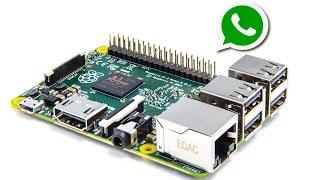 Raspberry Pi WhatsApp