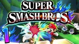 CAT FIGHT! | Super Smash Bros Wii U