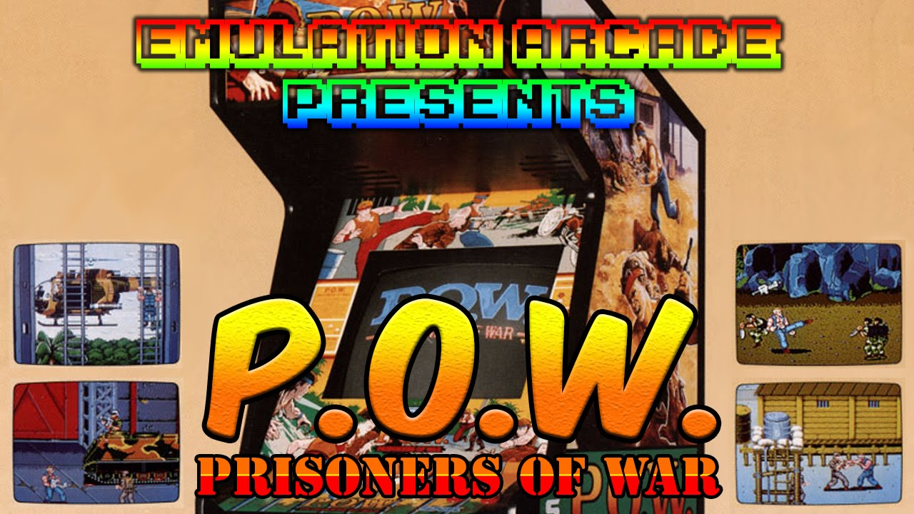 how to get prisoners of war mame working