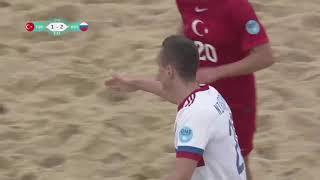 Евролига 2021 1 тур Россия Турция Голы и моменты