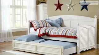 Cottage Traditions White Bunk Bedroom Collection From American Woodcrafters