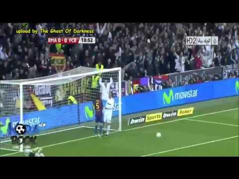 كل أهداف كريستيانو رونالدو في برشلونة [تعليق عربي]