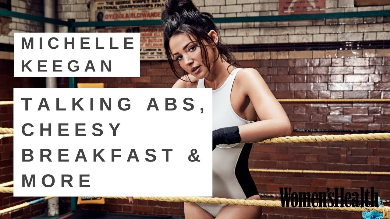 d9f3808a4459d Michelle Keegan Talks Abs Workouts And Hating The Gym | The Cooldown ...
