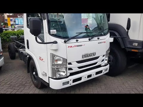 Isuzu All New Elf NLR55LX M/t 2019 Review (In Depth Tour)