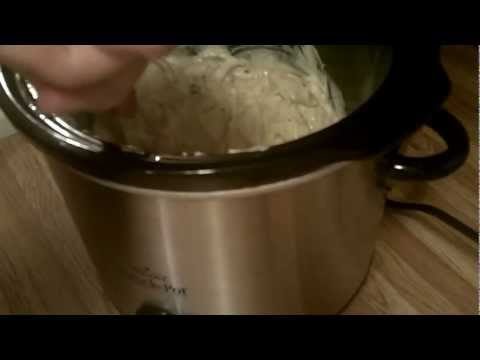 $9.88 BEST CHICKEN & CREAM CHEESE CROCK POT RECIPE