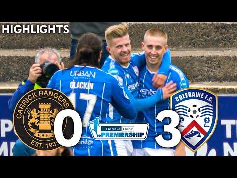 Carrick Rangers Coleraine Goals And Highlights
