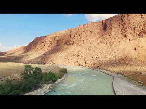 Kyrgyzstan amazing landscape