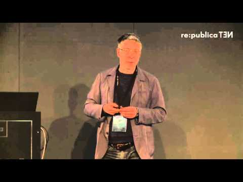 re:publica 2016 – G. Martin Butz: Hörbar programmieren mit Sonic Pi on YouTube