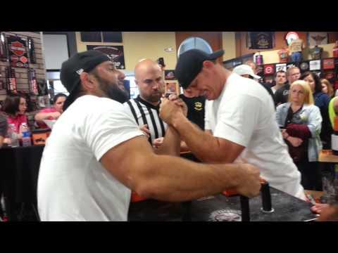 Doug Erlich vs Jonathan Long left hand