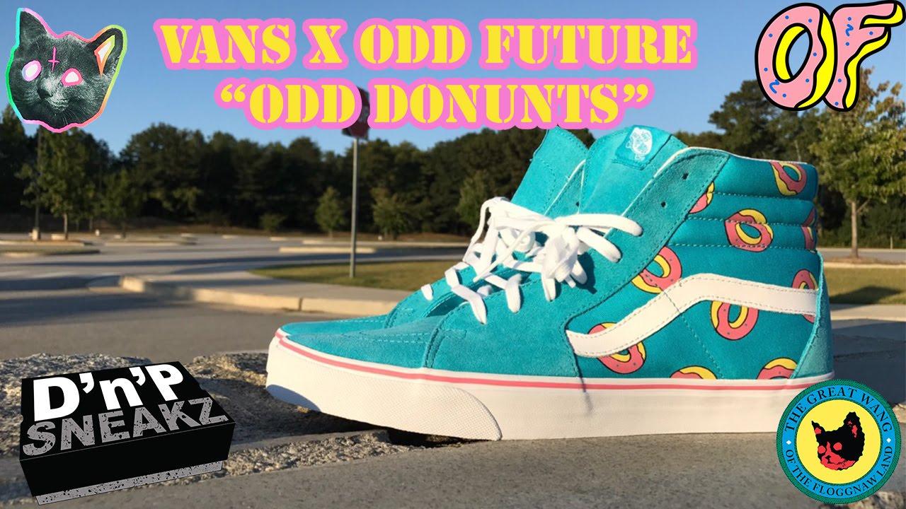 1b4a05b024 Vans x Odd Future