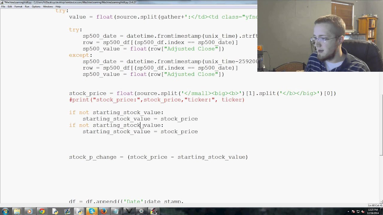 Scikit Learn Machine Learning Tutorial with Python p  8