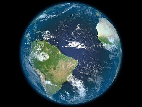 знакомство с планетой земля