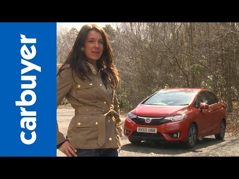 Honda Jazz (Honda Fit) in-depth review - Carbuyer