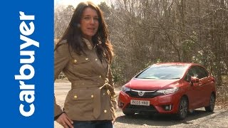 New 2016 Honda Jazz (Honda Fit) in-depth review – Carbuyer – Ginny Buckley