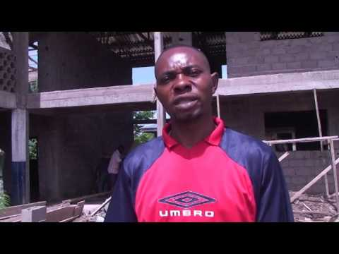 Schulneubau Mutengene - Kamerun der NGO AFRIKA-Projekte e. V.