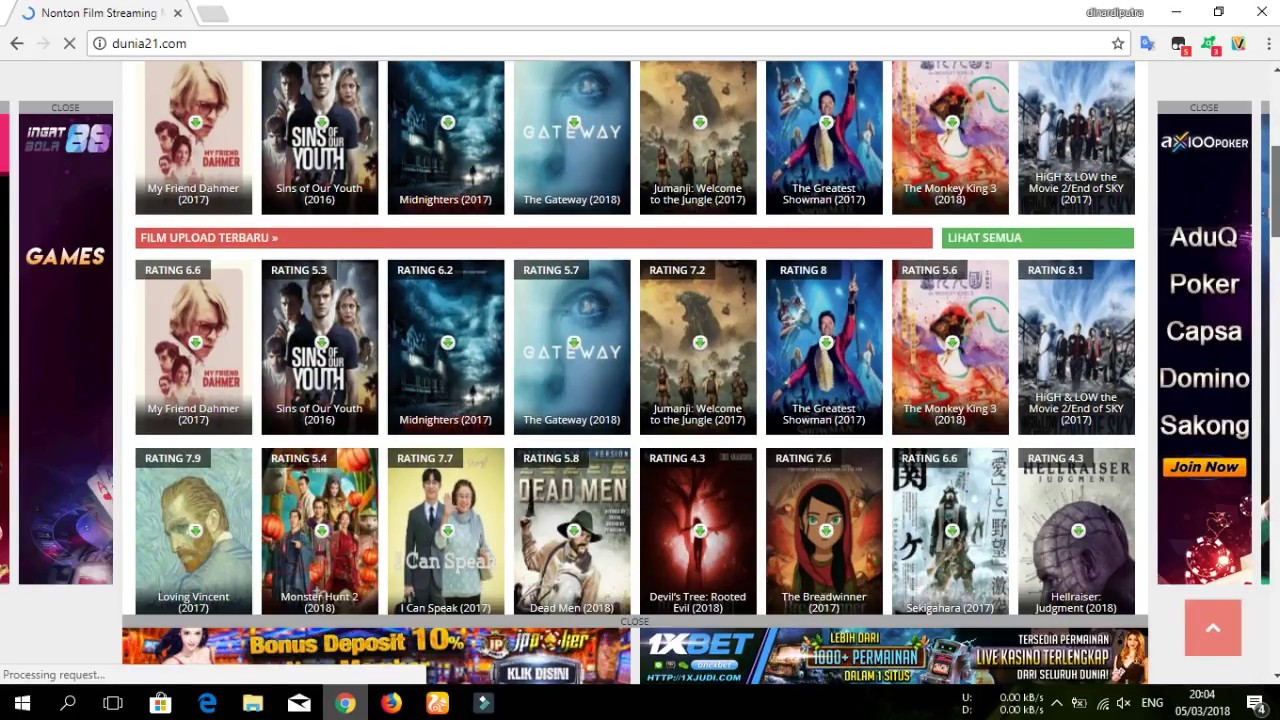 Cara Download Film Di LK21 TERBARU