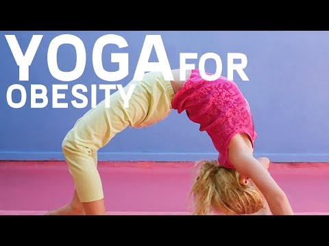 Yoga For Kids   Obesity   Yoga in English