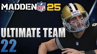 madden 25 ultimate team next gen last second thriller ep 22