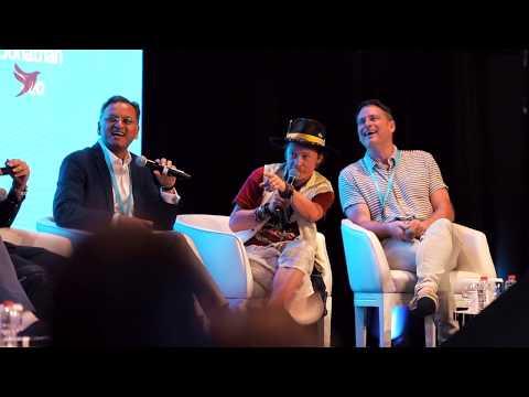 Coinsbank presents - The Future is Now Futurama Blockchain Innovators (Trailer)