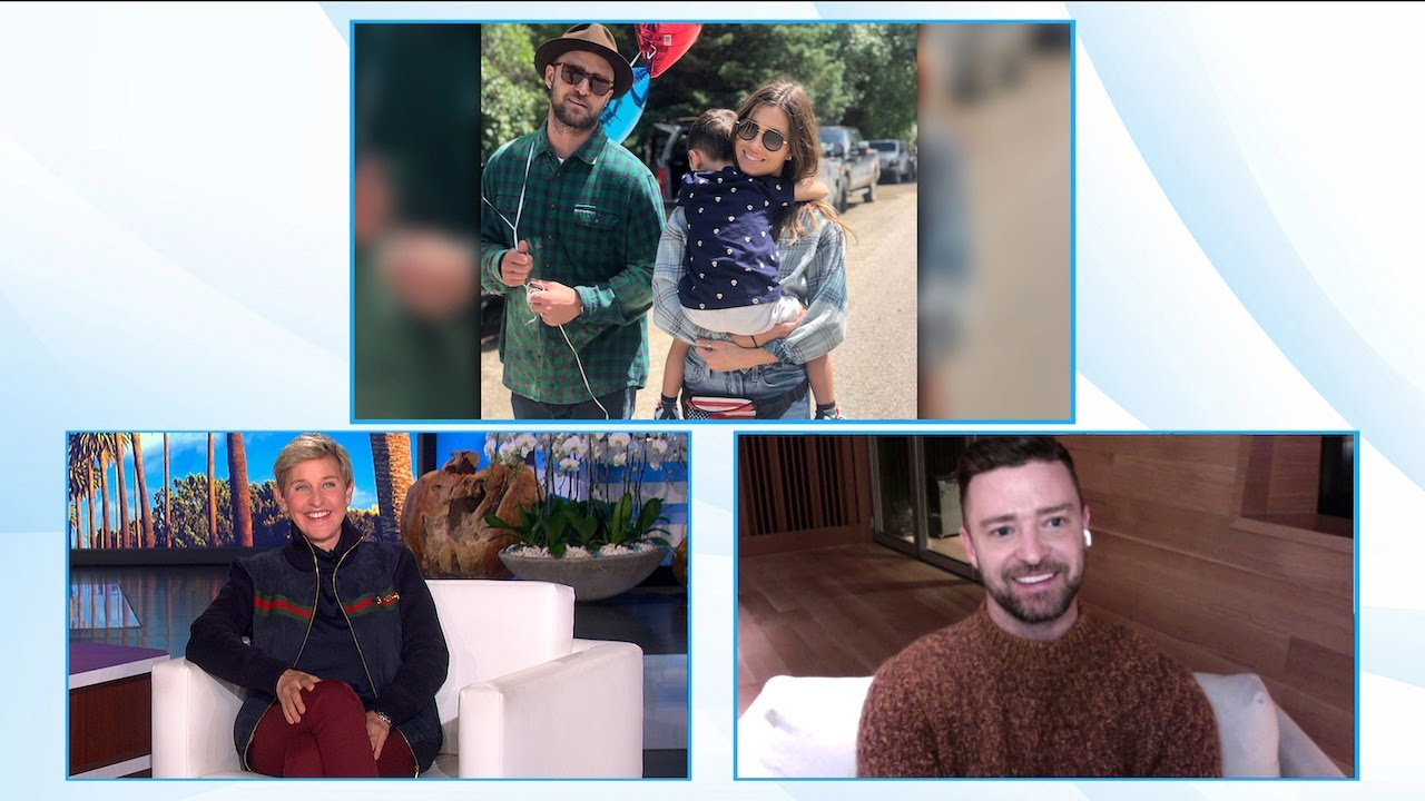 Justin Timberlake Reveals He and Jessica Biel Welcomed Second ...